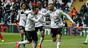 Beşiktaş - Gaziantep FK: 3-0 (ÖZET)