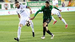 Akhisarspor - EG Menemenspor: 2-2 (ÖZET)