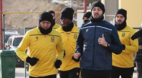 Y. Malatyaspor'da Galatasaray mesaisi başladı