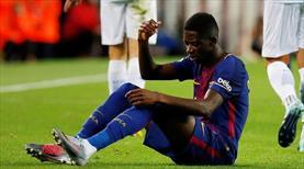 Barcelona'ya kötü haber