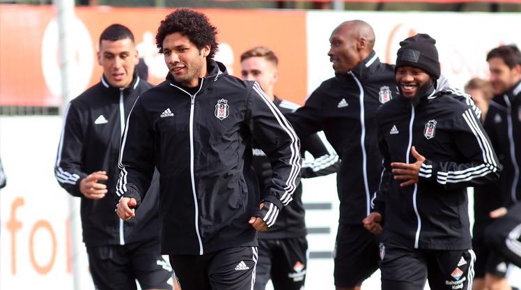 Beşiktaş Dorukhan'sız çalıştı