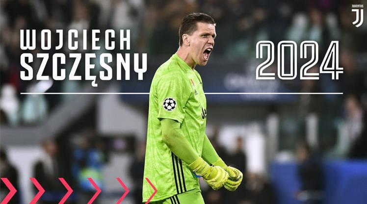 Juve Polonyalı kaleci ile 2024'e kadar uzattı