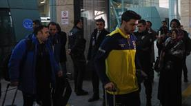 Fenerbahçe kafilesi başkentte