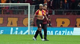 Galatasaray'da derbi öncesi sakatlık şoku