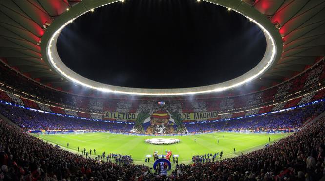 Madrid'de maç öncesi unutulmaz anlar
