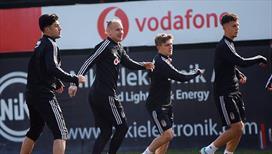Beşiktaş Adem Ljajic'siz çalıştı