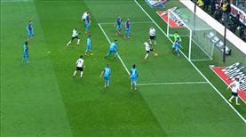 Beşiktaş geri döndü! Vida'dan Kartal'ı öne geçiren gol!
