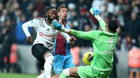 Beşiktaş-Trabzonspor: 2-2 (ÖZET)