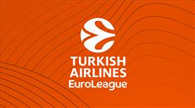 Euroleague'de toplu sonuçlar ve puan durumu