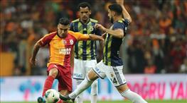 Fenerbahçe, Kadıköy'de 20 yıldır Galatasaray'a kaybetmiyor