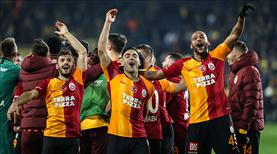 Galatasaray, tarihi galibiyetle zirveye ortak oldu