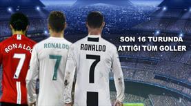 Biz izlemekten yorulduk, Ronaldo atmaktan yorulmadı