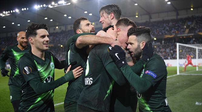 Wolfsburg güle oynaya turladı (ÖZET)