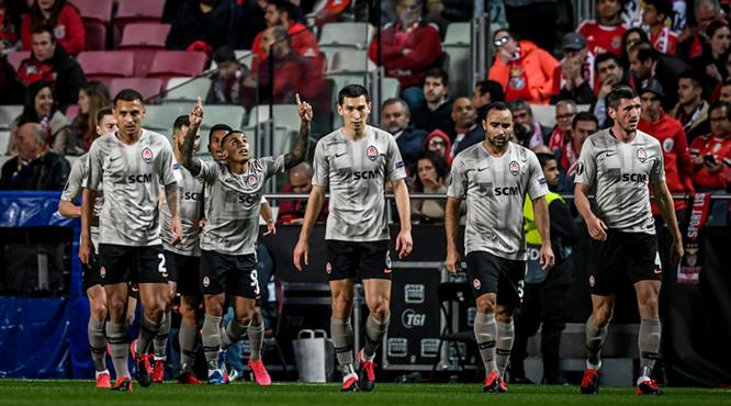 9 gollü eşleşmede tur bileti Shakhtar'ın (ÖZET)