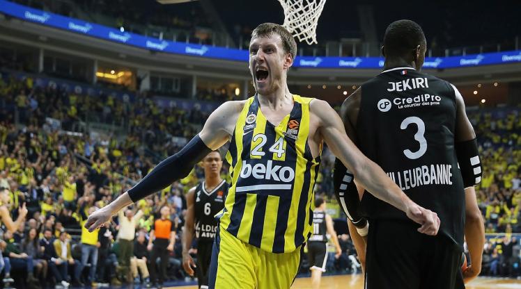Fenerbahçe Beko'nun rakibi Kızılyıldız