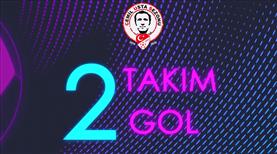 2 takım, 2 gol: Kasımpaşa - HK Kayserispor