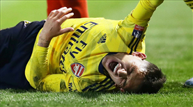 Arsenal'a Torreira'dan kötü haber