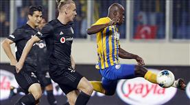 Beşiktaş - MKE Ankaragücü rekabetinde 102. randevu