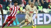 Demir Grup Sivasspor - Galatasaray: 2-2 (ÖZET)