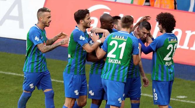Haftanın golüne bir aday daha geldi! Samudio'dan müthiş gol