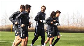 Kayserispor'da Yeni Malatyaspor maçı mesaisi başladı