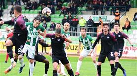 Giresunspor-Keçiörengücü: 1-0 (ÖZET)