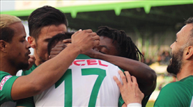 Giresunspor, play-off hedefine odaklandı