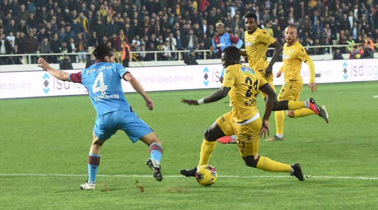 Trabzonspor ve Yeni Malatyaspor PFDK'lık oldu