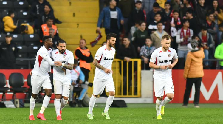 Gaziantep FK, Alanyaspor deplasmanında
