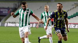 İttifak Holding Konyaspor - Fenerbahçe: 1-0 (ÖZET)
