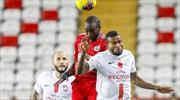 FTA Antalyaspor - DG Sivasspor: 1-0 (ÖZET)