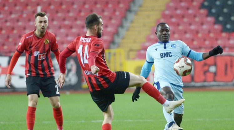 Eskişehirspor-Adana Demirspor: 1-4 (ÖZET)