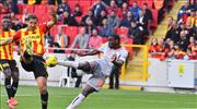 Göztepe - M. Başakşehir maçı emniyete taşındı