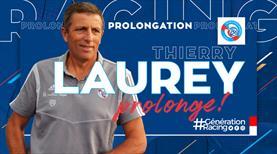 Laurey'nin sözleşmesi uzatıldı