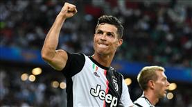Ronaldo 3.8 milyon Euro'dan vazgeçti