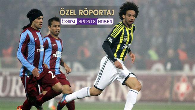 """""""Trabzonspor maçları benim için çok özeldi"""""""