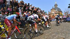 Flanders Bisiklet Turu Kovid-19 tanımadı