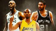 NBA'in efsaneleri Şöhretler Müzesi'nde!