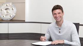 Müller 2023'e kadar Bayern Münih'te