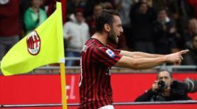 Serie A'ya Hakan Çalhanoğlu damgası