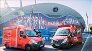 Paris Saint-Germain'den sağlık çalışanlarına yardım