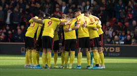 Watford futbolcuların maaşlarını erteledi