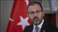 Bakan Kasapoğlu, başkanlarla görüşecek