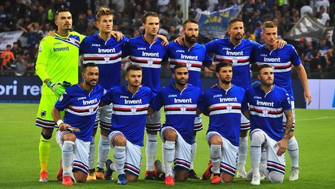 Sampdoria'da Covid-19 vakaları artıyor