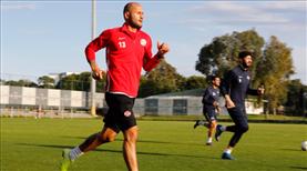 FTA Antalyaspor hazırlıklarını sürdürdü