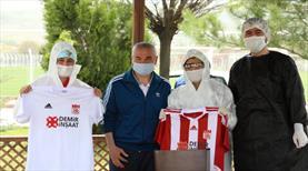 Sivasspor'dan iyi haber