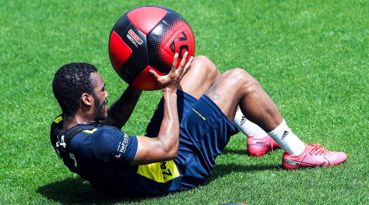 Fenerbahçe kuvvet çalıştı