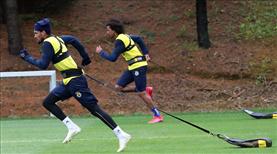 Fenerbahçe'den dayanıklılık antrenmanı