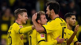 Dortmund ayrılığı açıkladı