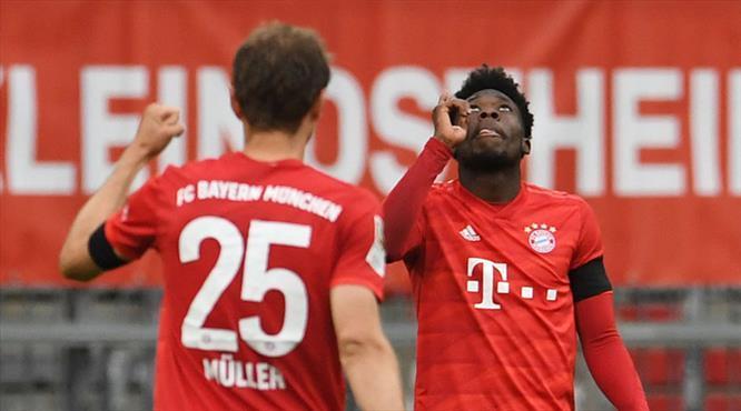 """O Bayern Münih'in Road Runner'ı"""